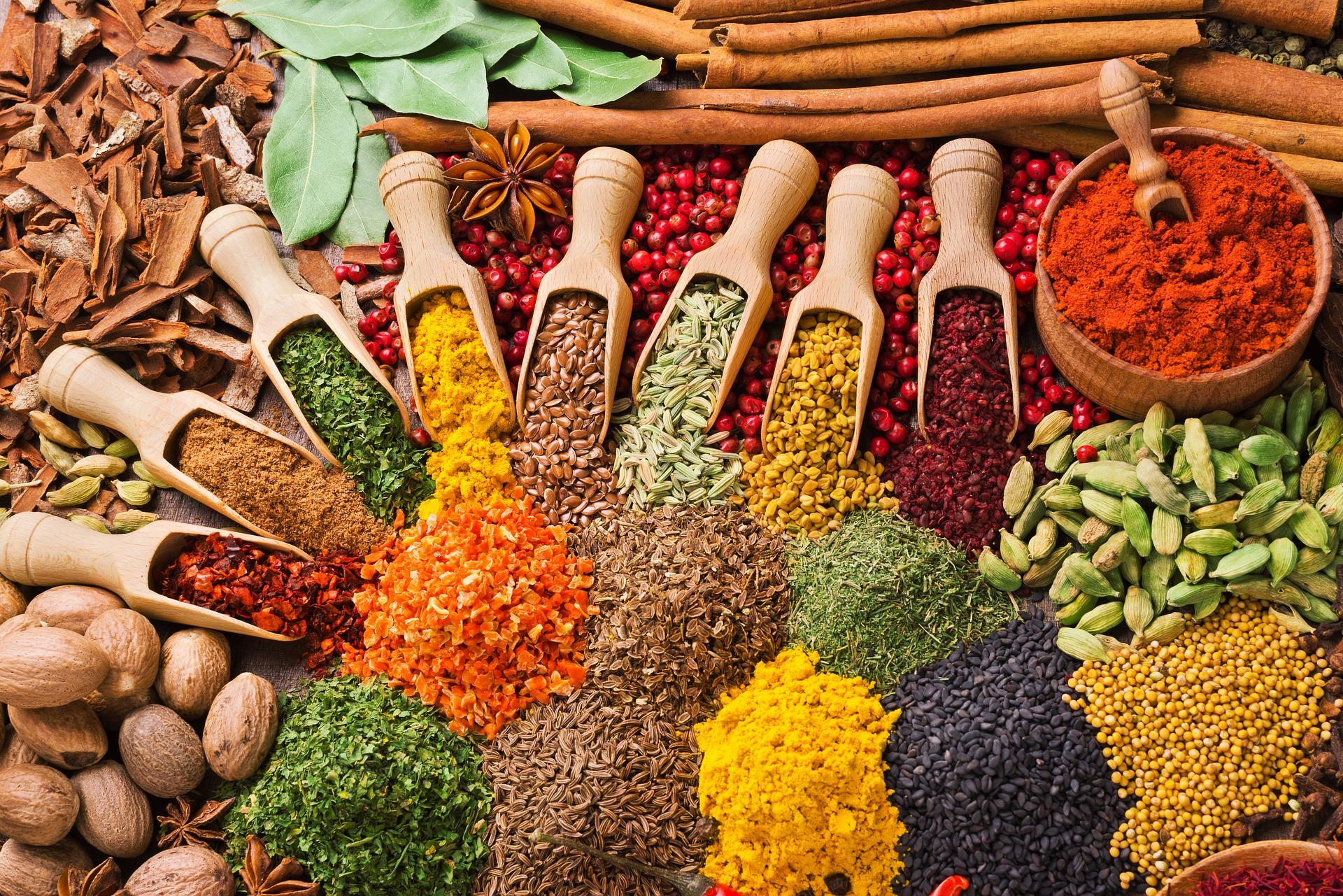 香辛料はスーパーで買える漢方薬!スパイスの健康効果がスゴ過ぎる。